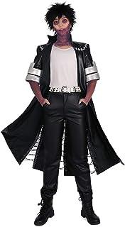 miccostumes Men's Dabi Villain Cosplay BNHA Costume Outfit