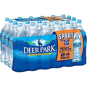 Deer Park Natural Spring Water  700 ml bottles 24 pk   pack of 2