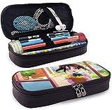 Estuche Pencil Case Pencil Bag Pouch Storage bag Practical Bag Holder with Zipper for School & Office Love Live