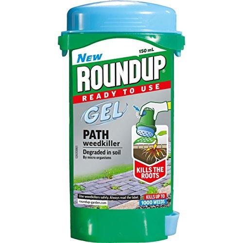Roundup Path Weedkiller Gel 150ml