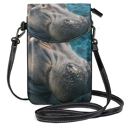 XCNGG Anime Fish Girl Anime Cell Phone Purse Crossbody Bag Pouch Shoulder Bags Wallet for women Girls Travel Wedding