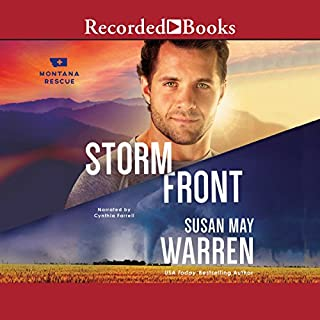 Storm Front                   Written by:                                                                                                                                 Susan May Warren                               Narrated by:                                                                                                                                 Cynthia Farrell                      Length: 11 hrs and 25 mins     1 rating     Overall 5.0