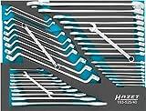 Hazet 163-525/40 Juego de llaves inglesas