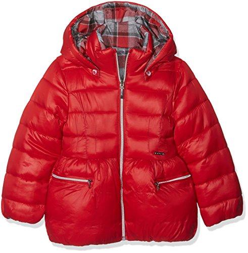 Mayoral 4463 Chaqueton Reversible, Rojo, 4 años para Niños