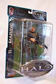 Halo UNSC Marine Sergeant Stacker Series 3 Action Figure