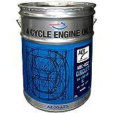 AZ(エーゼット)4サイクル エンジンオイル EG419 MEC-002 10W-40 MA サーキット夏タイプ FULL SYN 20L バイク用