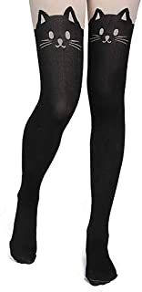 Screenes Damen Strumpfhosen 80D Samt Herbst Winter Einfarbig Elastisch Basic Jungen Einfacher Stil Strickstrumpfhose 155 170 Cm