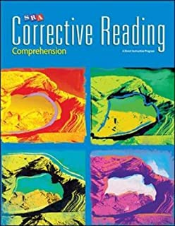 Corrective Reading Comprehension B2: Teacher Materials Package