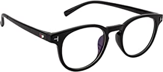Opticalskart Spectacles with Anti-glare Blue Light Block Glasses for Eye Protection from Computer Laptop Mobile, Zero Powe...