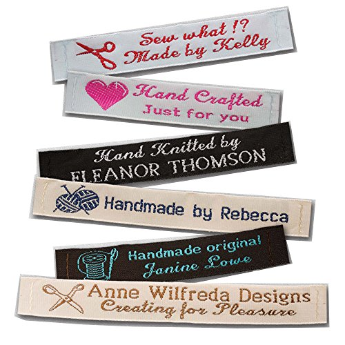 Personalized Labels for Craft Projects