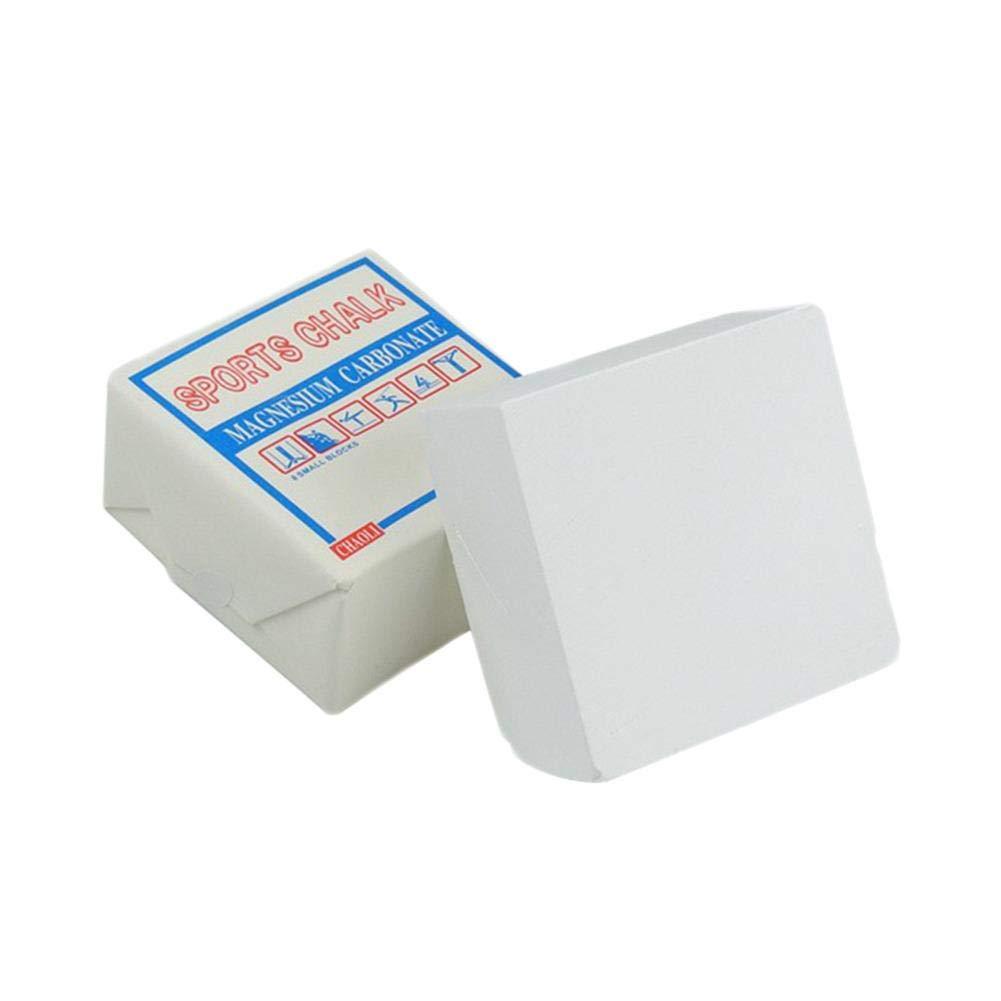 rosemaryrose - Tiza Deportiva de carbonato de magnesio, Color Blanco, A: Caja de Color.: Amazon.es: Deportes y aire libre