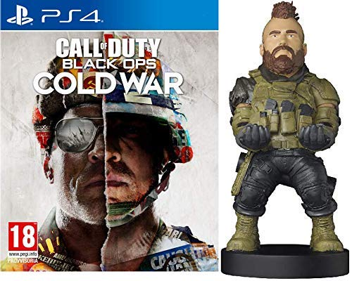 Call of Duty: Black Ops Cold War + Cable Guy Ruin [Esclusiva Amazon]