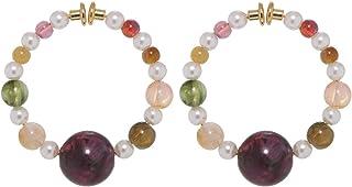 GrandUAE Women's Alloy Earring, Multi Color