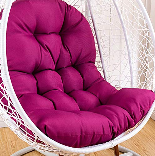 Swing Hanging Basket Seat Cushion, Thicken Hanging Egg Hammock Chair Pads Waterproof Chair Seat...