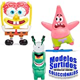 Bob Esponja Figuras Coleccion