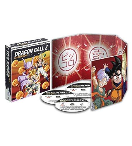 Dragon Ball Z Las Películas Box 2. Blu-Ray Edición Coleccionistas [Blu-ray]