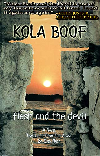 FLESH AND THE DEVIL by Kola Boof (English Edition)