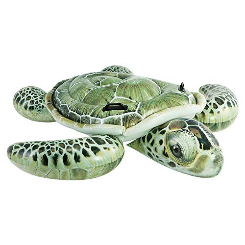 INTEX Aufblasbare Schildkröte, Mehrfarbig