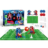 Soccer Bots Kids RC Soccer Robots Toys 2.4GHz Robot de control remoto inalámbrico con 2 accesorios de fútbol y otros accesorios Juegos de pelota de...