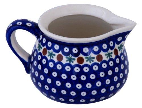 Original Bunzlauer Keramik Milchkanne V = 1,0 Liter im Dekor 41