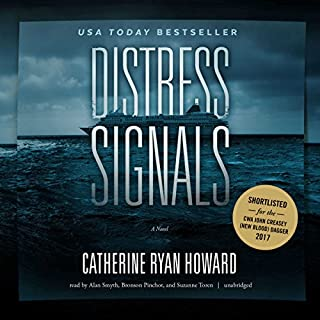 Distress Signals audiobook cover art