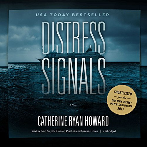 Distress Signals audiobook cover art