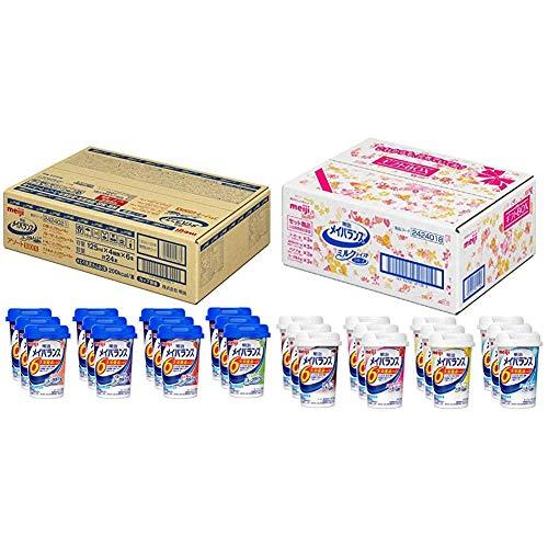 メイバランス Miniカップ ミルクテイスト アソートBOX 125ml×24本
