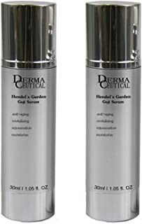 x2 BOOSTER GOJI SERUM/Anti Aging Revitalizing Rejuvenation – DermaCeutical