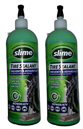 Slime Value Size 10008 Tubeless Tire Sealant 24 Ounce 2 Pack