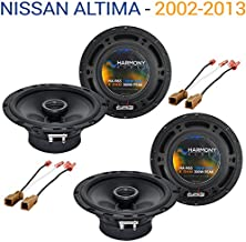 Compatible with Nissan Altima 2002-2013 Factory Speaker Replacement Harmony (2) R65 Package New