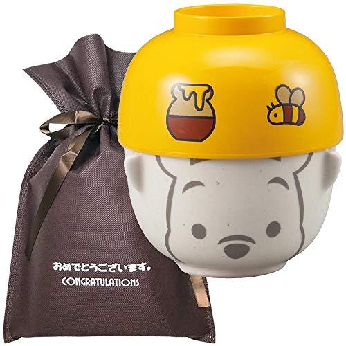 【おめでとうございますギフト】 汁椀・茶碗セット ミニ_くまのプーさん【L】