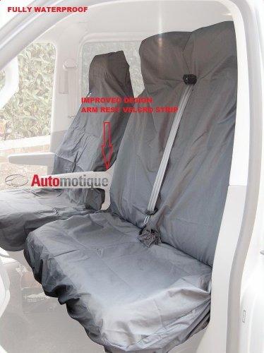 VOLKSWAGEN CRAFTER 2.5 TDI 163PS High Roof Van 2-1 URBAN GREY CAMO SEAT COVERS