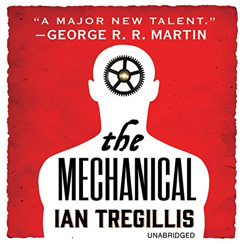 The Mechanical audiobook cover art