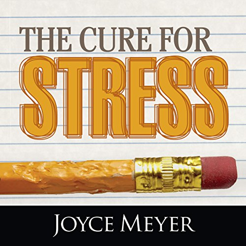The Cure for Stress audiobook cover art