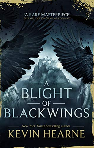 A Blight of Blackwings (Seven Kennings) (English Edition)