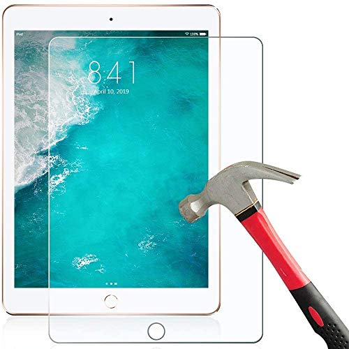 M.G.R.J® Tempered Glass Screen Protector for Apple iPad Air/iPad Air 2 / iPad Pro 9.7