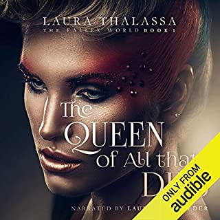 Couverture de The Queen of All That Dies