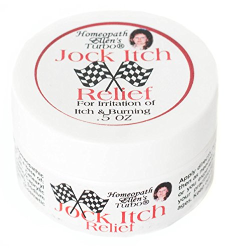 Jock Itch Relief Cream