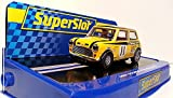 Scalextric SuperSlot - Mini Cooper S, Coche Slot (Hornby S3640)