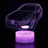 Nachtlicht Nachttischlampe Mercedes-Benz Car Styling