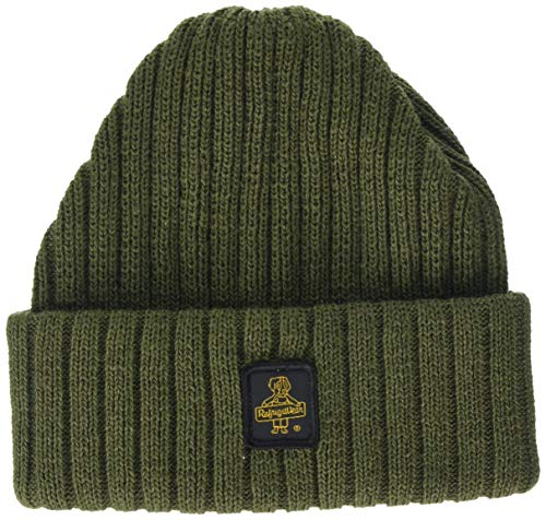 RefrigiWear Unisex Colorado Hat Baskenmütze, Grün (Verde Militare 5 E03850), One Size (Herstellergröße: UN)