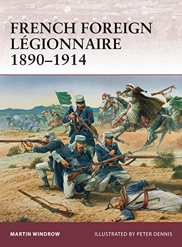French Foreign Légionnaire 1890–1914 (Warrior)