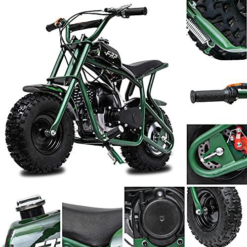 FRP DB003 40CC 4-Stroke Kids Dirt Off Road Mini Dirt Bike, Kid...