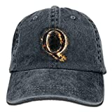 TGSCBN Classic Jeans CapsUnited States Marine Corps Force Recon Jeans Hats Adjustable Hats for Mens and Womens