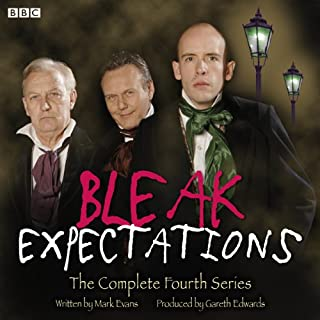 Bleak Expectations: The Complete Fourth Series cover art
