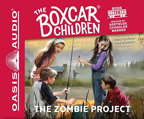 BOXC 128 ZOMBIE PROJECT     2D (Boxcar Children, Band 128)