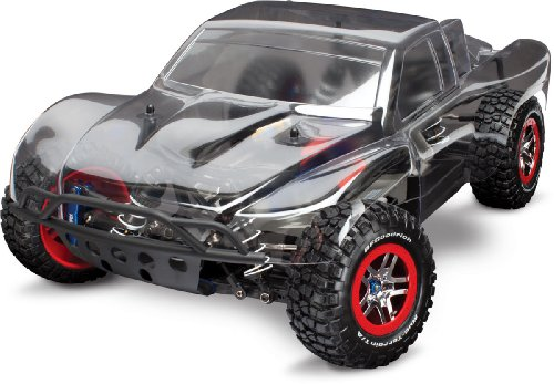 Traxxas 1/10 Slash 4X4 Brushless Short Course Truck (Platinum Edition)