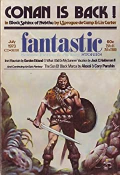 Single Issue Magazine Fantastic Science Fiction & Fantasy Stories, July 1973 Book