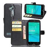 Coque Pour Asus Zenfone Go ZB500KL 95street Slim Folio PU Cuir Debout Fonction Housse...
