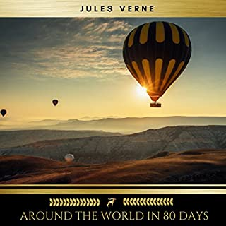 Around the World in 80 Days                   By:                                                                                                                                 Jules Verne                               Narrated by:                                                                                                                                 Eoin Joyce                      Length: 6 hrs and 49 mins     147 ratings     Overall 4.4